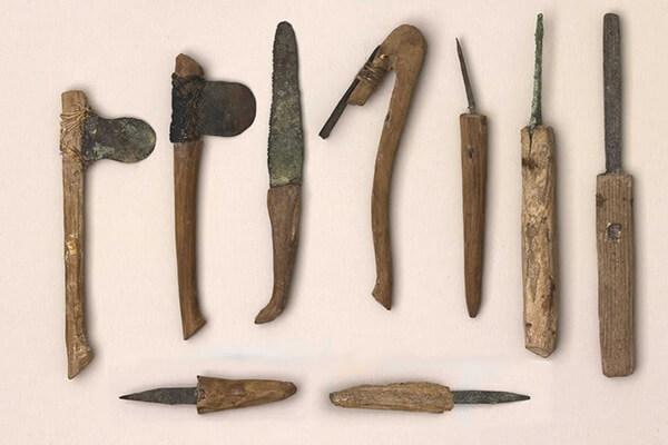 أدوات التحنيط بمتحف التحنيط بالأقصر