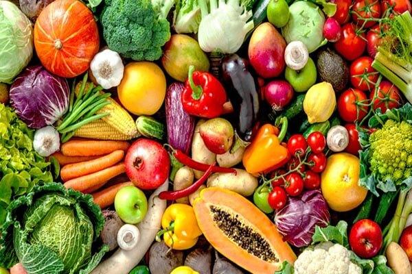 الخضروات والفاكهة للحامل في الشهر الخامس