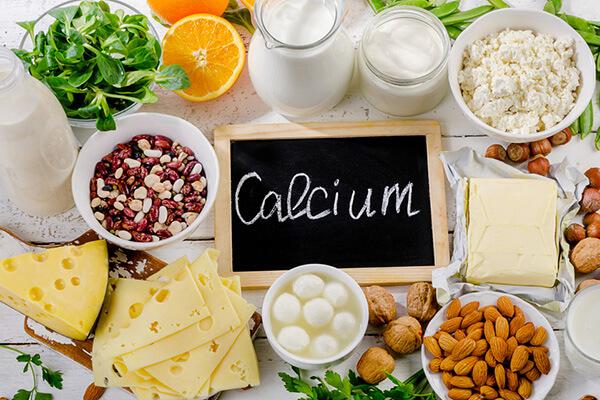 الكالسيوم للحامل