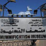 متحف التحنيط بالأقصر من أهم الأماكن السياحية