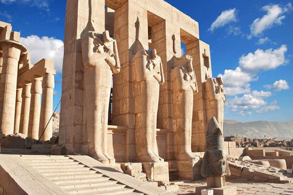 معبد أمنحتب الثالث الجنائزي